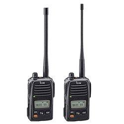 画像1: アイコム 簡易業務用無線機 IC-VH37CTM/IC-UH37CTM