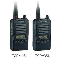 画像1: ケンウッド 簡易業務用無線機 TCP-123/TCP-223